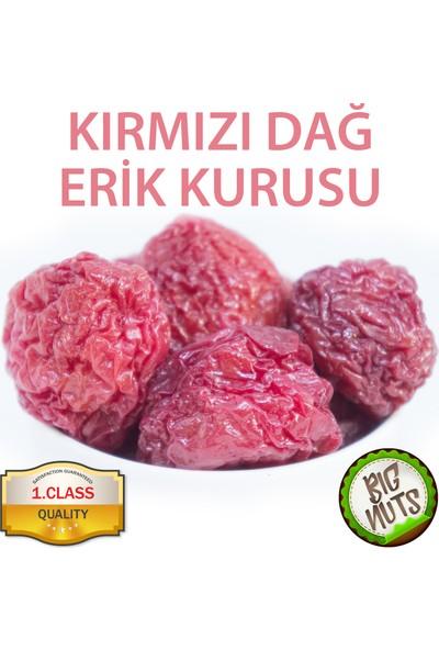 Big Nuts Kırmızı Dağ Eriği Kurusu Özel Kurutulmuş Ekşi Erik 2 kg