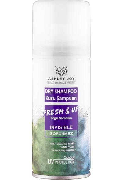 Ashley Joy Doğal Görünüm Kuru Şampuan 75 ml