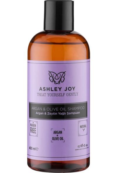 Ashley Joy Argan & Zeytinyağlı Şampuan 400 ml