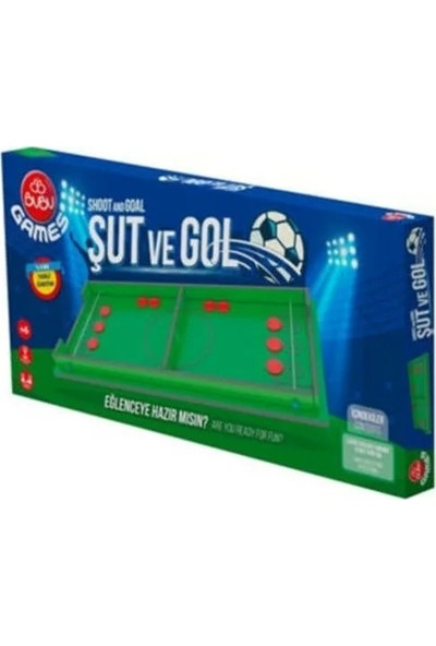 Bubu Games Şut ve Gol Oyun