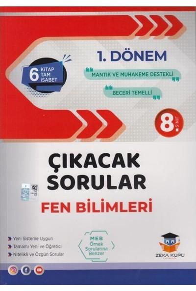 Zeka Küpü Yayınları 8. Sınıf LGS 1. Dönem Fen Bilimleri Çıkacak Sorular