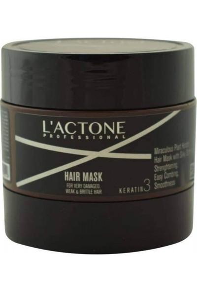 Lactone Keratin Maske 200 ml