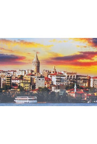 Th Games Istanbul Galata Kulesi Puzzle 240 Parça