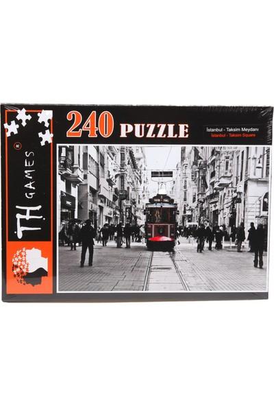 Th Games Istanbul Taksim Meydanı Puzzle 240 Parça