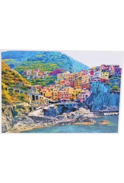 Th Games Italya Cinque Terre Puzzle 240 Parça