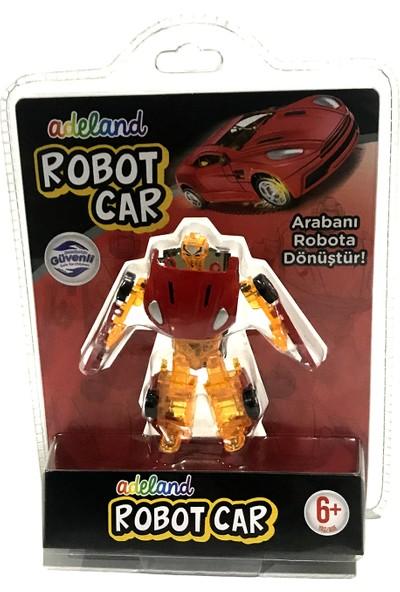 Adeland Robot Car - Arabanı Robota Dönüştür