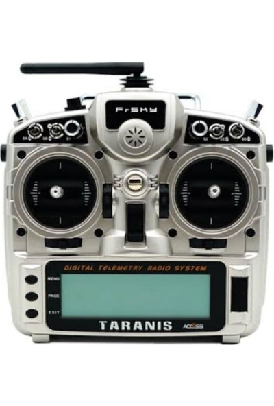 Frsky Taranis X9D Plus Kumanda Silver