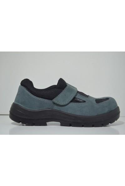 Carino Yazlık Suet Iş Güvenliği Ayakkabısı