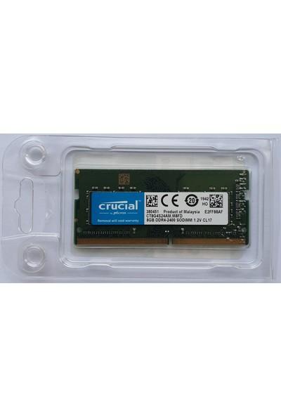 Crucial 8GB 2400MHz DDR4 SODIMM Ram CT8G4S24AM