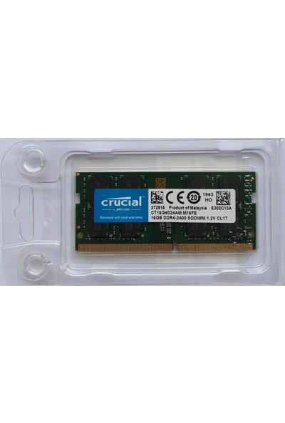 Crucial 16GB DDR4 2400MHz SODIMM Ram CT16G4S24AM