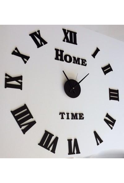 Pratik Dekor Roma Rakamlı Saat