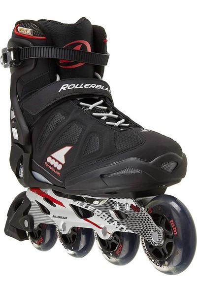 Rollerblade Crossfire 84 Black/red Fitness Paten
