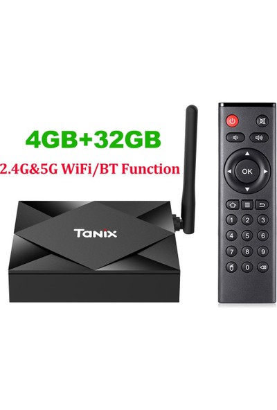 Wechip Tanix TX6S Android Tv Box