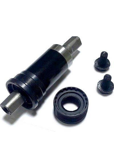 Hsgl Bisiklet Orta Göbek Kartuş Rulmanlı 122 mm