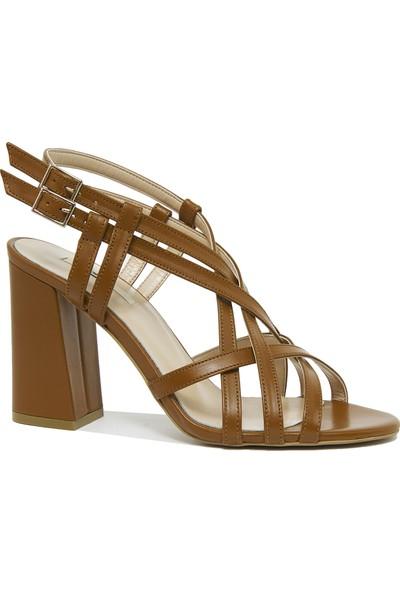Desa Voida Kadın Deri Sandalet