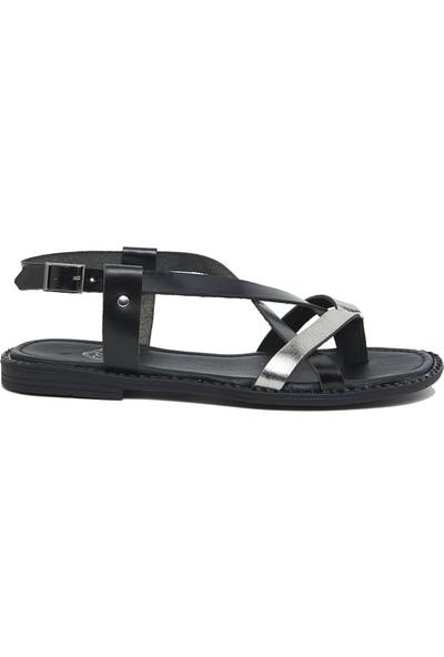 Desa Rossy Kadın Deri Sandalet