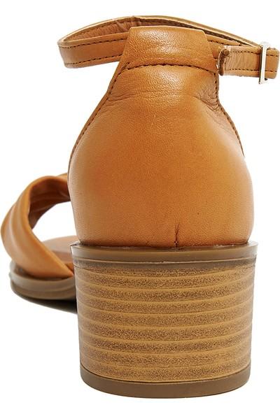 Desa Agrerina Kadın Deri Sandalet
