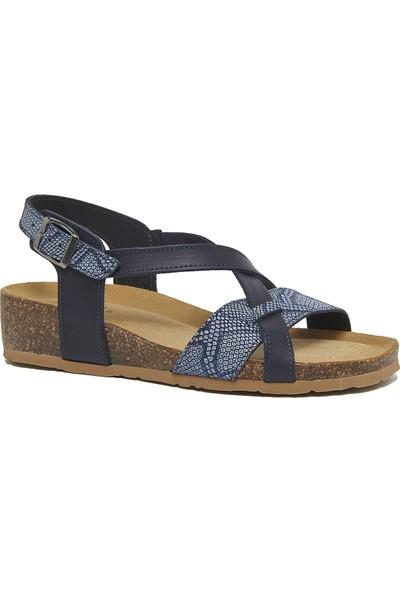 Desa Kadın Deri Sandalet