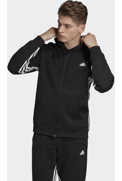 Adidas Must Haves 3-Stripes Erkek Sweatshirt DX7657