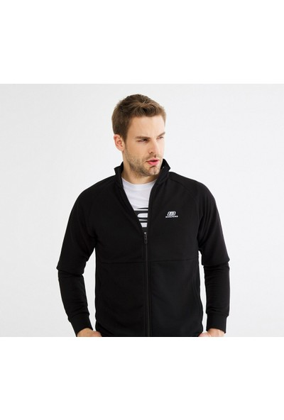 Skechers Lightweight Fleece Erkek Kapüşonlu Sweatshirt S201003-001