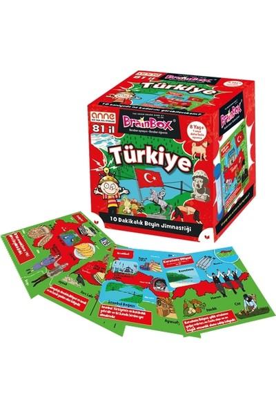 Green Board Games BrainBox Türkiye Türkçe Hafıza Oyunu