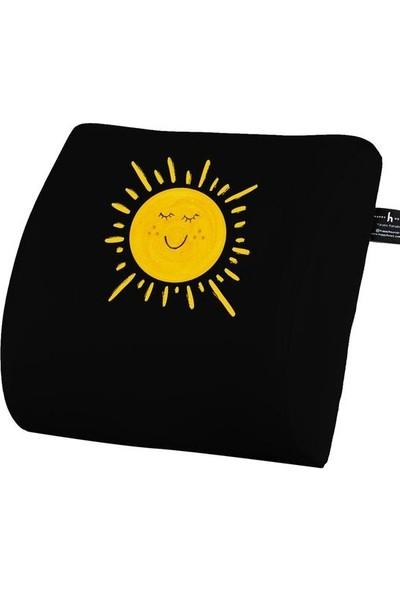 Happy Hours Happy Sun Ortopedik Visco Ofis Bel Yastığı