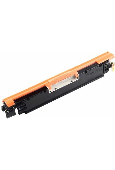 Eko Kartuş Hp Laserjet Pro CP1025 Pro 310A 100 Color Mfp M175 Muadil Toner 1400 Sayfa Siyah