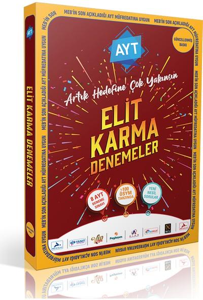 Paraf Yayınları Elit Karma AYT 2020 8 Fasikül Deneme Video Çözümlü