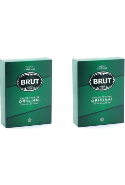 Brut Original Edt 100 ml Erkek Parfüm x 2 Adet