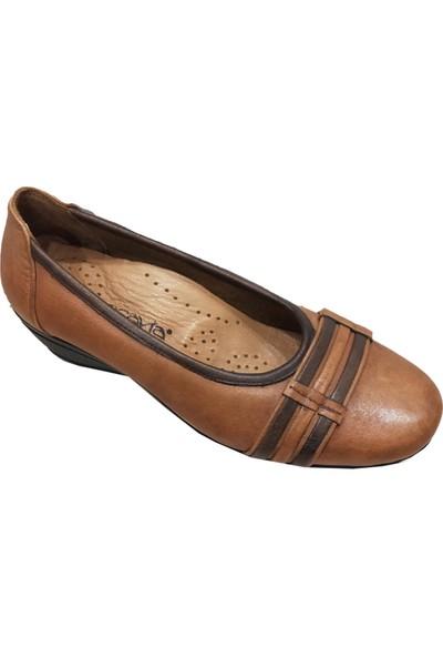Scavia 121 Deri Kadın Ayakkabı