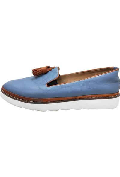Nehir Bioflex 205 Deri Kadın Ayakkabı