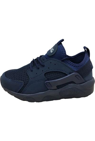Lig Yıldız Bağcıklı Çocuk Spor Ayakkabı 140