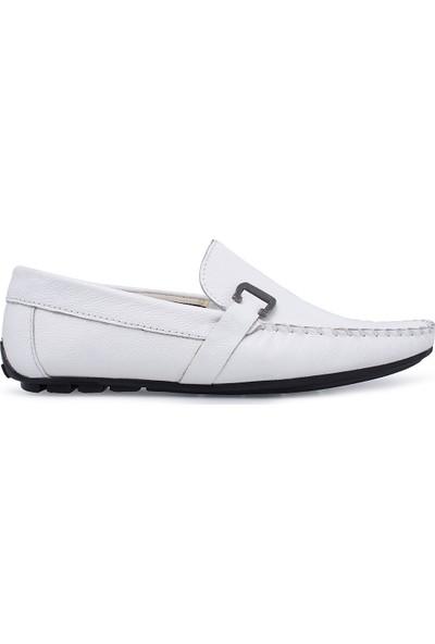 Navigli Deri Ayakkabı Erkek Ayakkabı 56442310B
