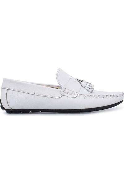 Navigli Deri Ayakkabı Erkek Ayakkabı 56442314B