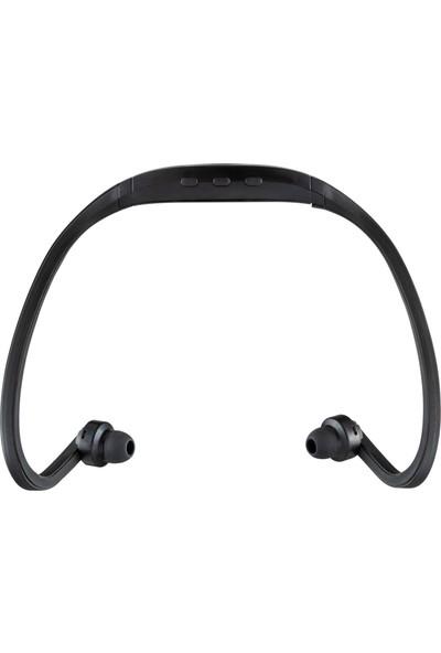 MF Product Acoustic 0240 Kulak İçi Sporcu Tipi Kablosuz Bt 5.0 Bluetooth Kulaklık Siyah