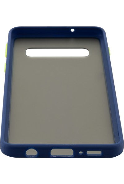 MF Product Jettpower 0323 Telefon Kılıfı Samsung Galaxy S10 Koyu Mavi
