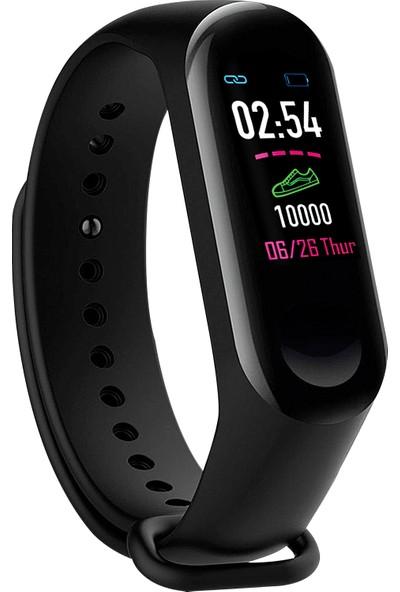 MF Product Wear 0185 Akıllı Bileklik Siyah