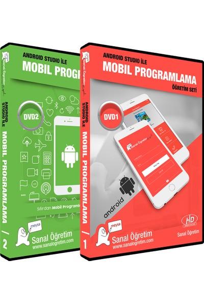 Sanal Öğretim Android Studio ile Mobil Programlama Video Eğitim Seti