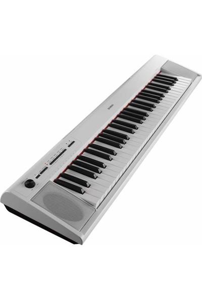 Yamaha NP12 Wh Piaggero 61 Tuşlu Klavye
