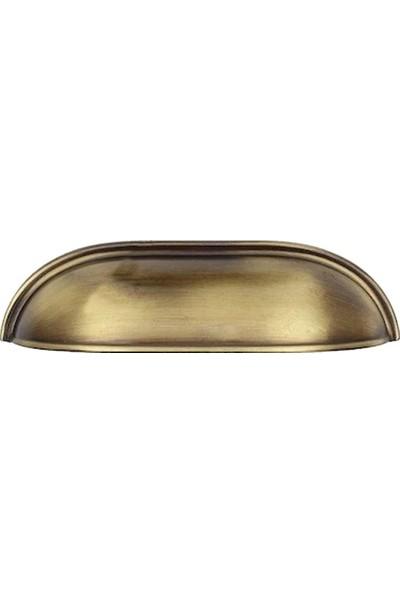 Kulpsec Çanak Kulp Eskitme Sarı 96 mm