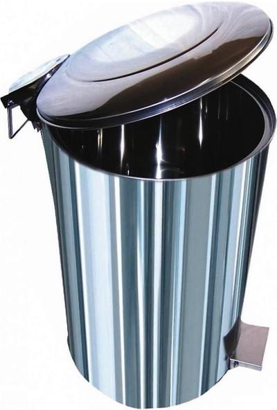Arı Metal 1070 Endüstriyel Pedallı Çöp Kovası 95 lt