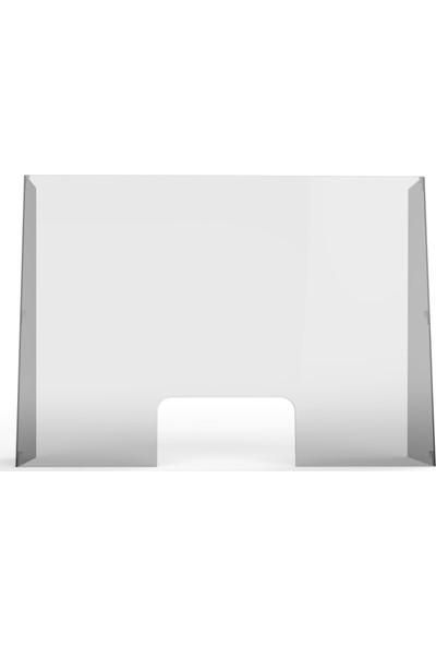 Ores Katlanabilir Kişisel Bariyer 90 x 65 cm