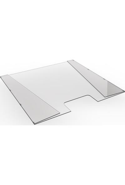 Ores Katlanabilir Kişisel Bariyer 100 x 100 cm
