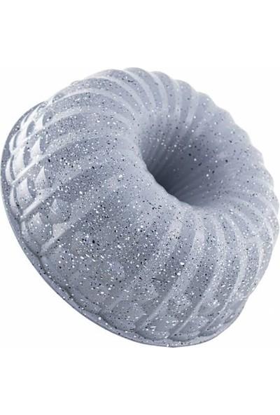 Taşhan Granit Kaplama Kek Kalıbı Gri