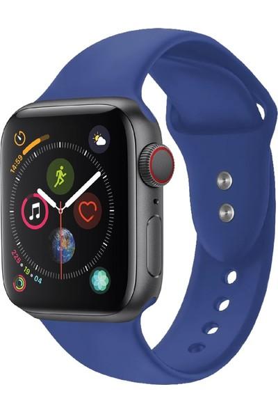Promate Oryx-38Ml Apple Watch Saat Kordonu Silikon 38mm Büyük/Orta Boy