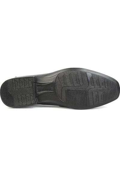 Balayk 1162 Taba Deri Günlük Erkek Klasik Ayakkabı