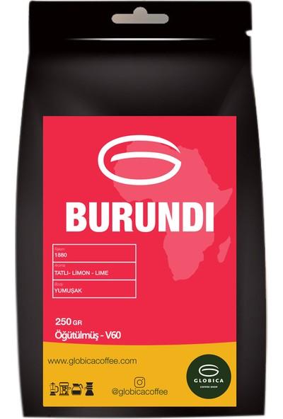 Globica Burundi Filtre Kahve 250 gr - V60
