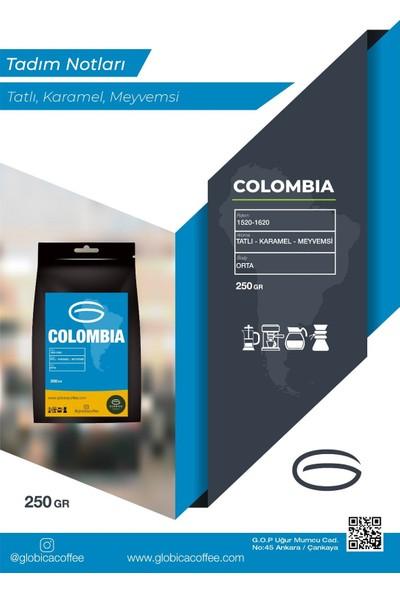 Globica Colombia Kolombiya Filtre Kahve 250 gr - Chemex