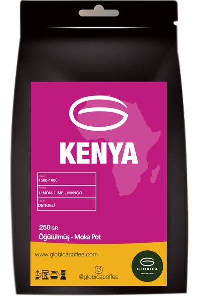 Globica Kenya Filtre Kahve 250 gr - Moka Pot