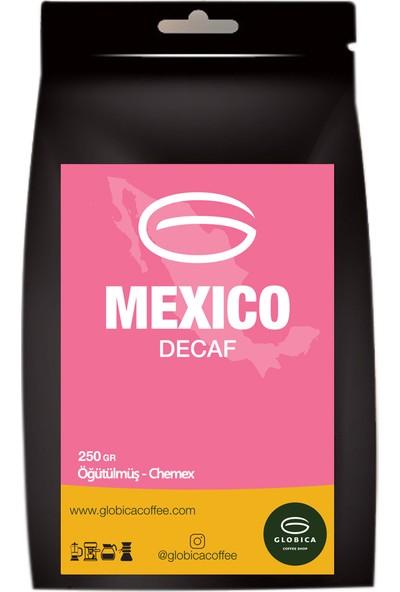 Globica Mexico Meksika Filtre Kahve Kafeinsiz 250 gr - Chemex
